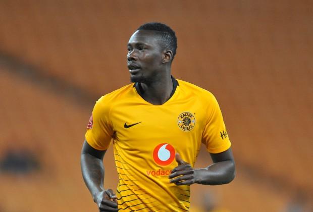 Kaizer Chiefs central defender Eric Mathoho