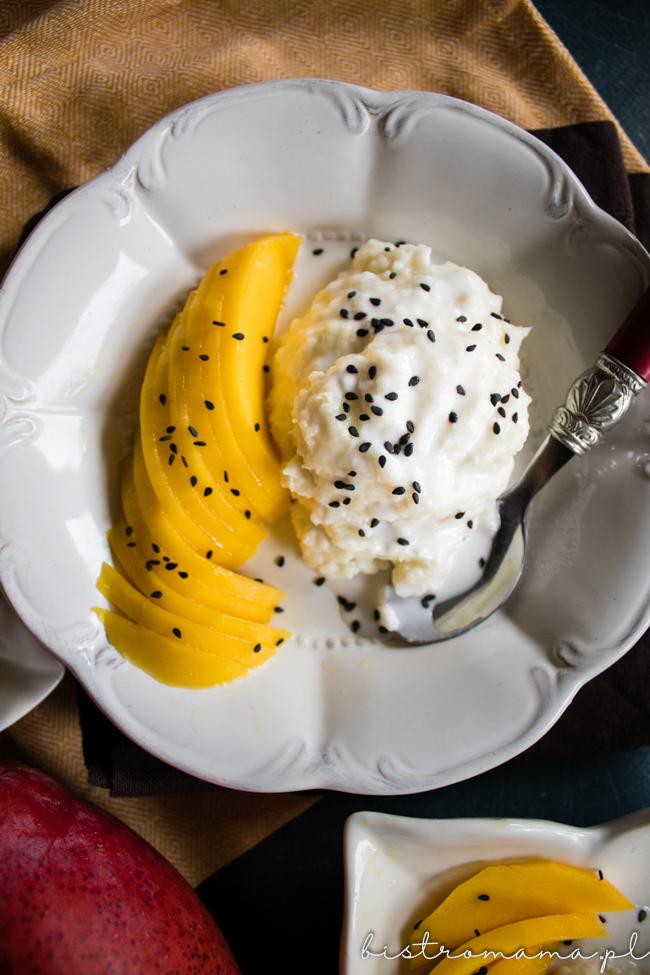 mango & sticky rice