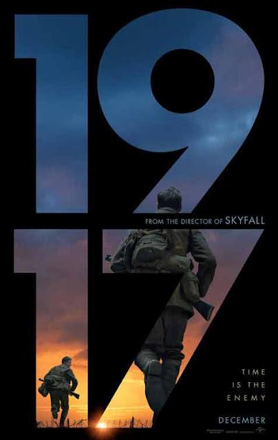 سام مانديس يأخذنا إلى بشاعة الحروب في فيلمه الجديد 1917 الذي يشبه إلى حد كبير فيلم Dunkirk! Poster
