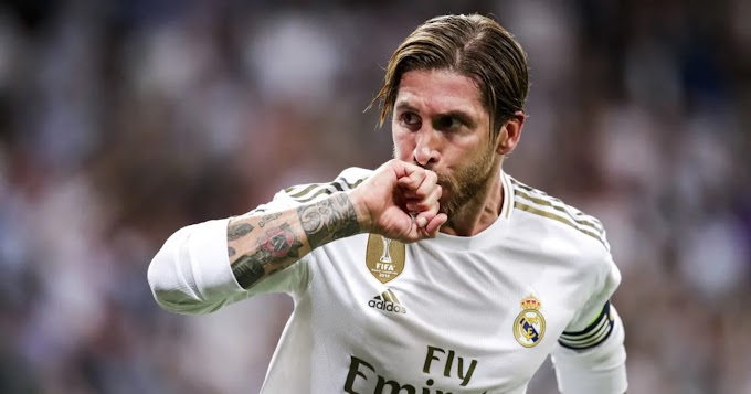 Real Madrid defender Sergio Ramos set to break into top 5 highest-scoring defenders of all time next season