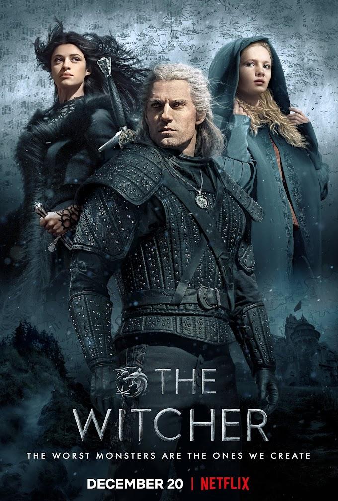 Download Netflix The Witcher 2019 (Season 1) Dual Audio {Hindi-English} 480p [150MB] & 720p [400MB]