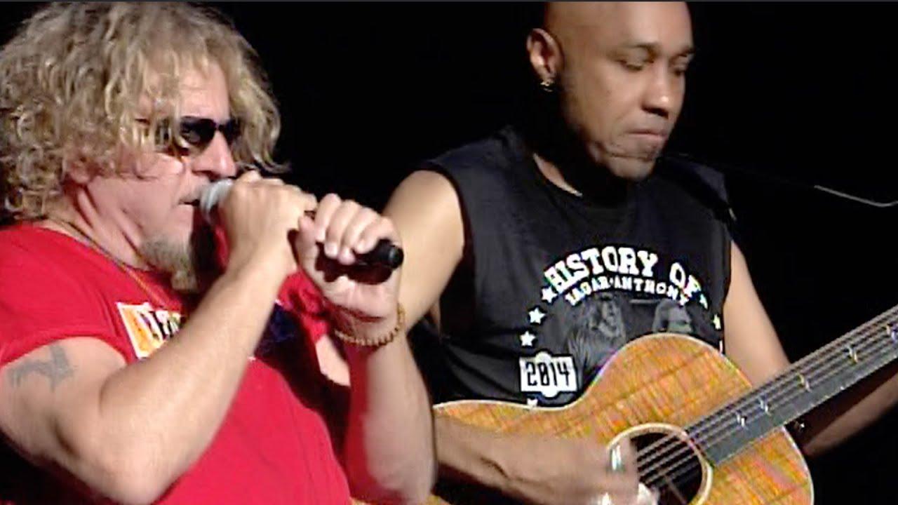 Hennemusic Sammy Hagar Streams Live Version Of Van Halen Classic Dreams