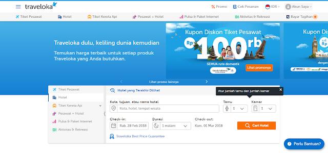 Tiket Pesawat Murah: Traveloka - Cari Tiket Pesawat Promo?