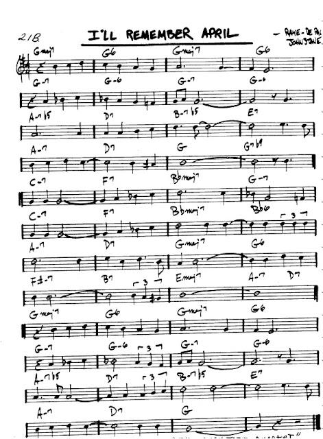Partitura Flauta John Stone