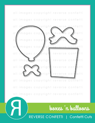 boxes 'n balloons confetti cuts