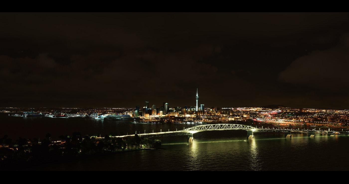 Microsoft Flight Simulator 2020- Auckland Pack - V.1.0