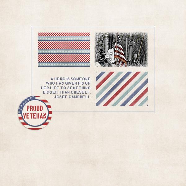 proud veteran • sro 2017 • nibbles skribbles • veterans day • celebration collection