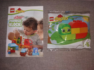 Lego duplo - moni zestaw od Streetcom