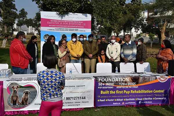 empathy-for-all-program-in-faridabad-ips-dcp-arpt-jain-news