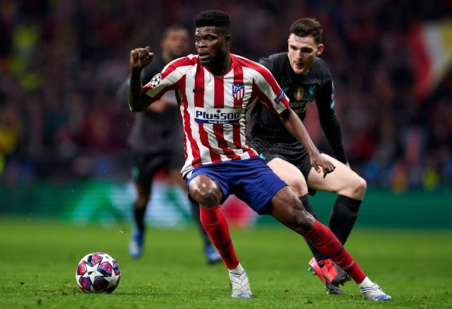 BREAKING NEWS: Arsenal Sign Partey As Torreira Departs