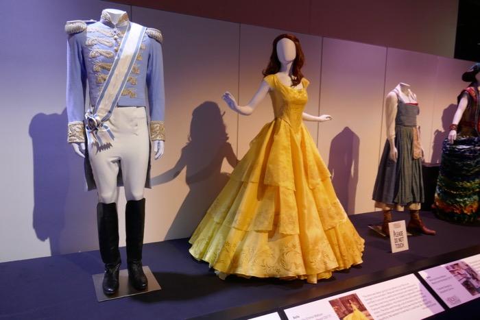 Cinderella Prince Charming Belle movie costumes