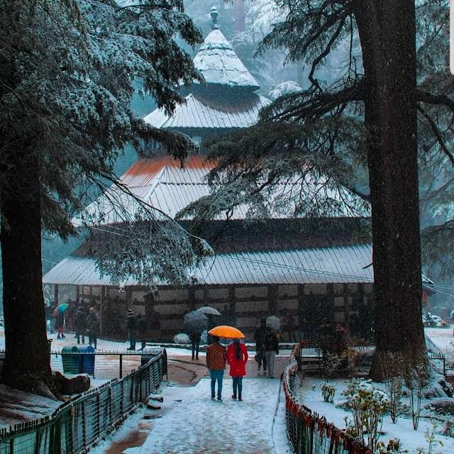 हिडिम्बा देवी मंदिर का इतिहास और  कहानी– Hidimba Devi Temple In Hindi