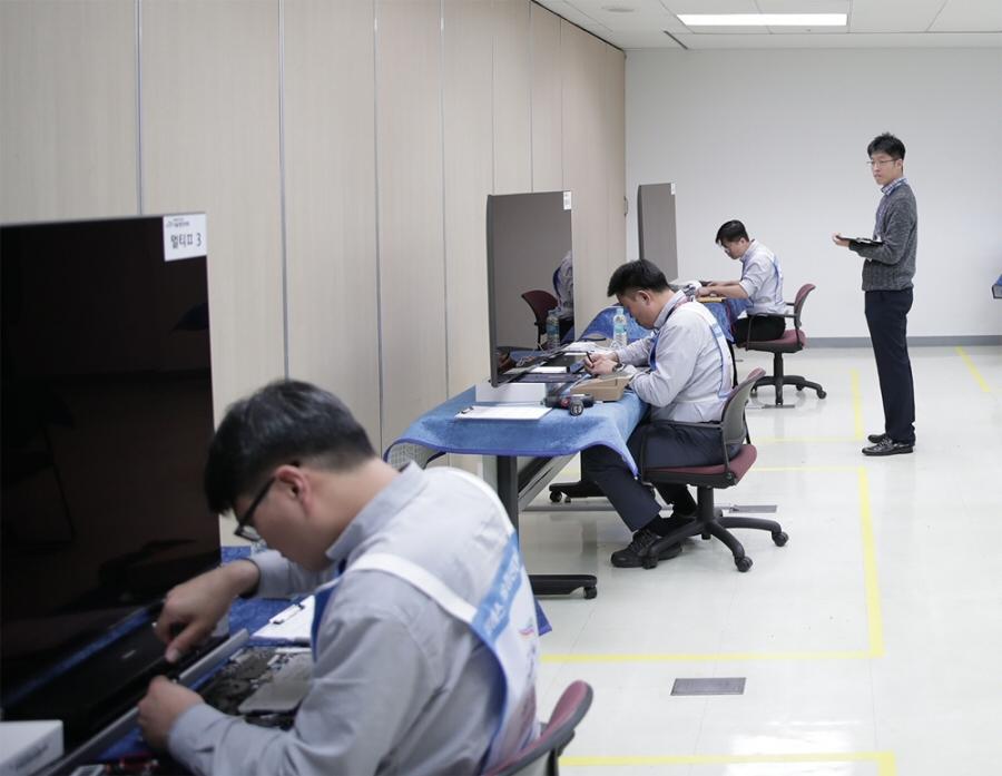 삼성전자서비스, '제24회 서비스 기술경진대회' 개최