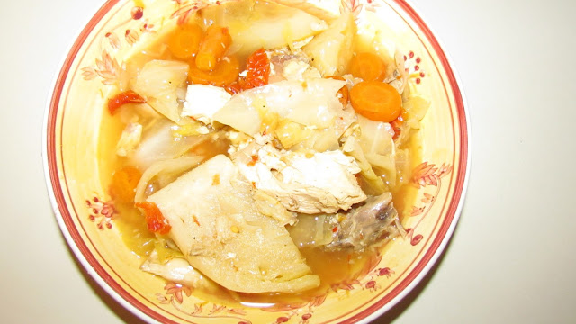 Easy crock pot dinners from leftover