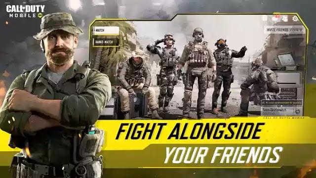 تحميل لعبة اندرويد Call Of Duty للهاتف المحمول