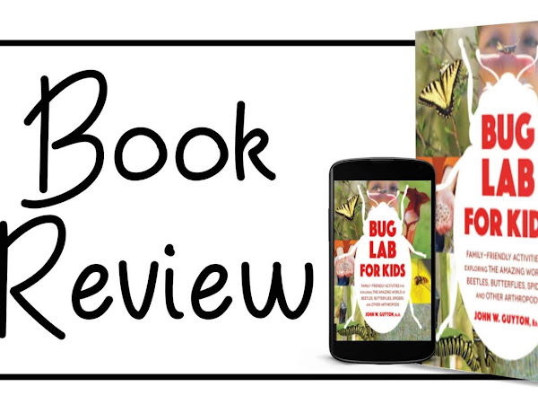 Bug Lab for Kids: Book Review