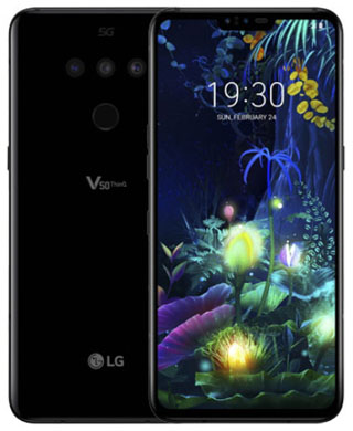 LG V50 ThinQ 5G Specifications, Price, & Availability