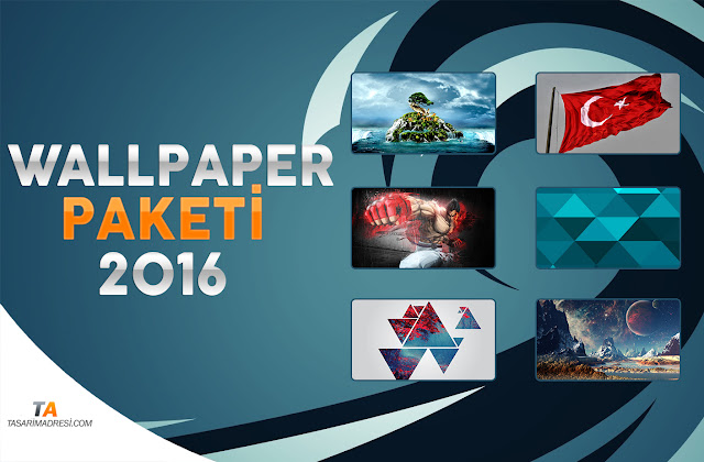 Photoshop wallpaper paketi 2016, photoshop paket, wallpaper paketi, indir
