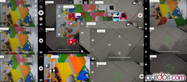 Fitur Kamera Lengkap Dengan Asus Pixelmaster