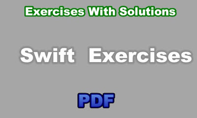 Swift Exercises With Solutions PDF