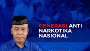 Momentum Hari Lahir Pancasila, Ketua GANN Kabupaten Tangerang ( Generasi Anti Narkotika Nasional ) Mari Amalkan Nilai Pancasila Dan Jauhi Narkoba