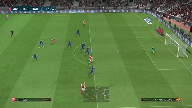 تحميل لعبة pro evolution soccer 2017 كاملة للكمبيوتر