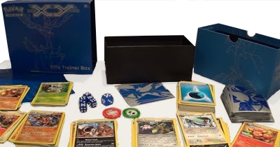 Elite Trainer Box TCG