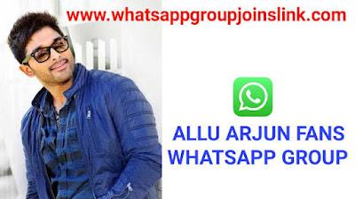 Join 500+ Allu Arjun Whatsapp Group Links 2020