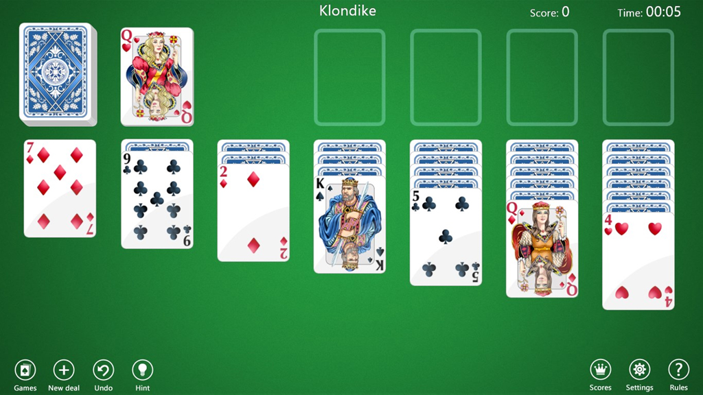 App Store Solitaire Games