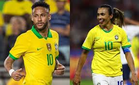 Equidad salarial entre las distintas selecciones Brasileña