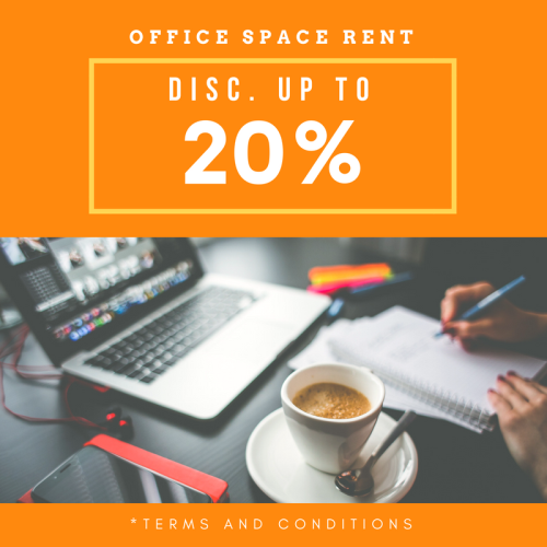 sewa kantor murah di jakarta pusat, rent office space in jakarta, ruang kantor jakarta disewakan