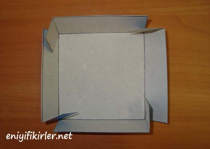 hzlı hediye kutusu yapımı