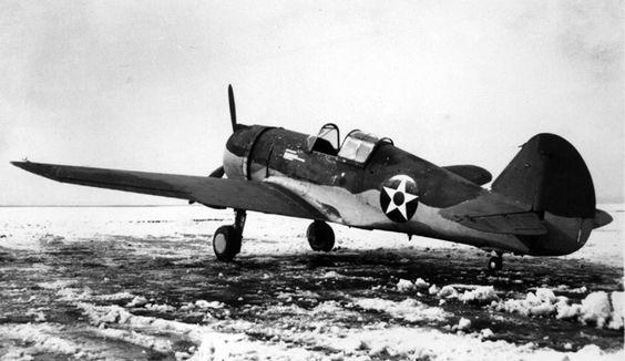 21 February 1941 worldwartwo.filminspector.com Curtiss P-36 Hawk