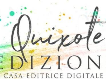 Uscite editoriali della casa editrice Quixote Edizioni dal 22 al 28 Luglio 2019   Presentazione