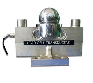 Cảm biến tải Loadcell Keli QSA - 30T-40T