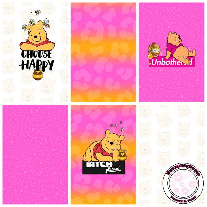 Winnie the Pooh Walls