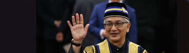 PN berjaya 'buang'  Mohamad Ariff sebagai Speaker