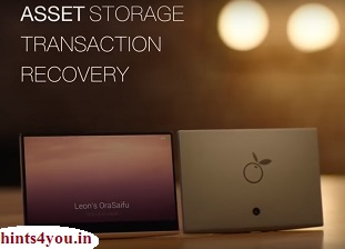The first of its kind All-in-One solution for your Asset Storage, Transaction & Recovery.No more hassels from the outdated walletsThe OraSaifu allows you safely store all your cards cryptocurrencies.