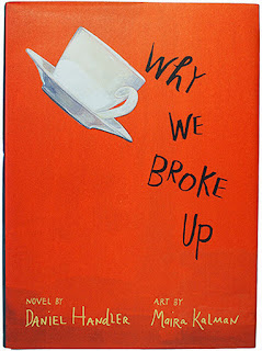 Why We Broke Up by Daniel Handler and Maira Kalman PDF Book Download
