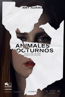 Animales Nocturnos Poster