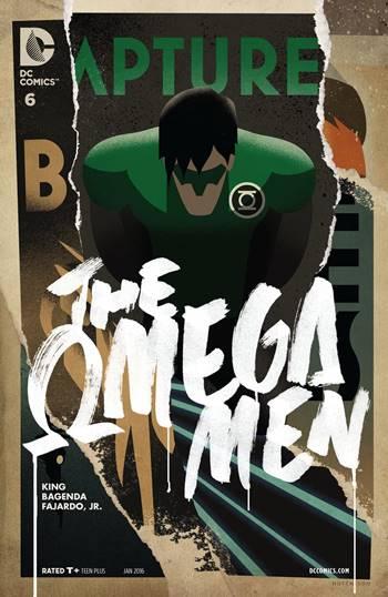 Tom King relató las aventuras cósmicas de Kyle Rayner, Green Lantern