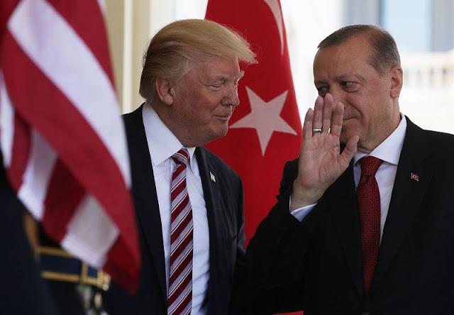 Και όμως, παρά τα όσα τις χωρίζουν, ΗΠΑ και Τουρκία έρχονται πιο κοντά