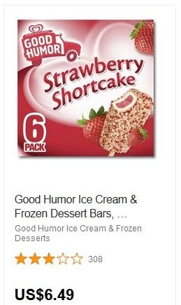 Good Humor Ice Cream & Frozen