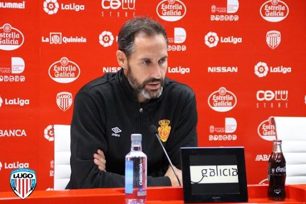 Málaga, colocan al técnico Vicente Moreno