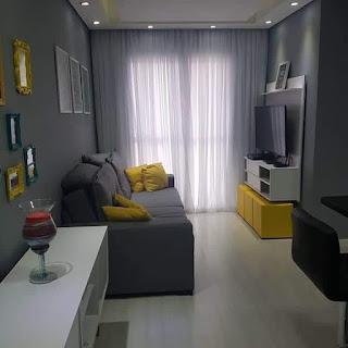 افكار تصميم داخلية للمنازل الصغيرة