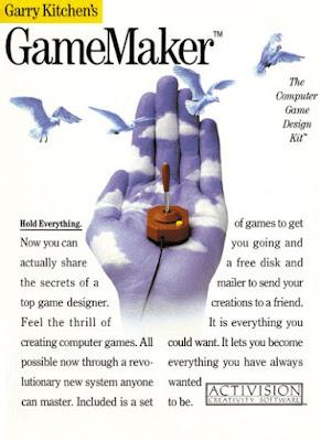 Garry Kitchen's GameMaker