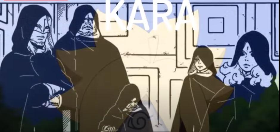 11 Anggota Organisasi Kara dan Kekuatannya di Anime Boruto
