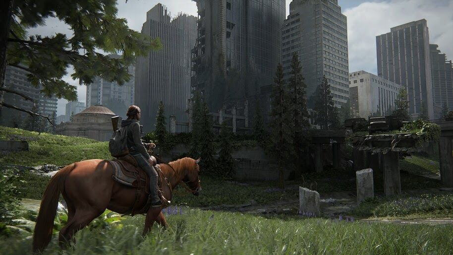 The Last Of Us Part 2 Ellie 4k Wallpaper 7 18