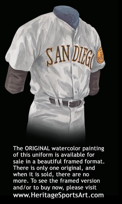 15fbe5cf43a Click here to go to Heritage Sports Art and see the framed Padres artwork.  The San Diego ...