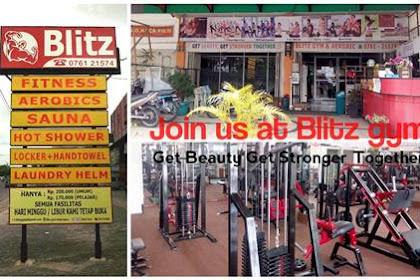 Lowongan Blitz Gym Pekanbaru Oktober 2018